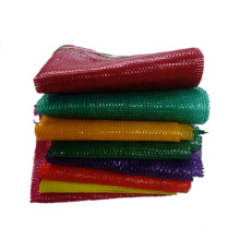 100% Raw Material Plastic Mesh Net Bag Fruit Vegetable PP Mesh Fruit Packing