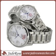 Тенденции моды пара часы. Все Из Нержавеющей Стали Часы
