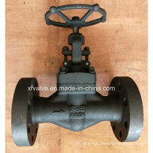 API602 Válvula de Globo de Extremidade Flange de Aço Forjado de Alta Pressão 1500lb