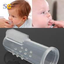 Hot Selling Baby Finger Toothbrush
