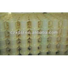 250mm flange abs plastic bobbin