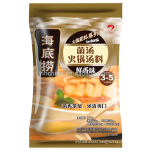 Mushroom Soup Hot Pot Seasoning(soup)