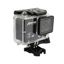 Заводская цена для 4k 30fps 30m водонепроницаемый с 180 степени действий видео 1080 P Мини Спорт фотоаппарат