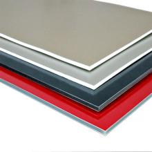 3mm / 4mmPE / PVDF-Beschichtung Aluminium-Verbundplatte Hersteller mit konkurrenzfähigem Preis