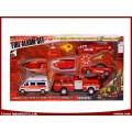 DIY Spielzeug Feuer Spielsets für Kinder
