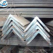 venda quente 201 304 316 aço angular de aço inoxidável barra de ângulo igual