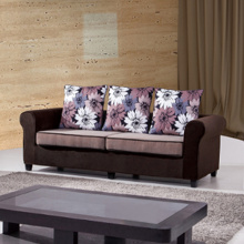 321 Seat Couch Fabric Combination Sofa Set