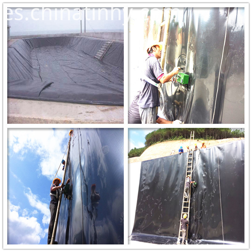 Hdpe Pond Liner Used for Rainwater