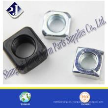 DIN557 tuerca cuadrada de acero estándar para perno