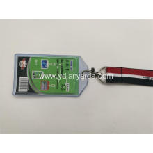 Safety Release Lanyard With Id Holder