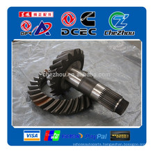 truck with crane differential main passive gear parts