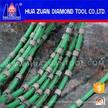 9.0mm Closed Diamond Wire Saw for Granite
