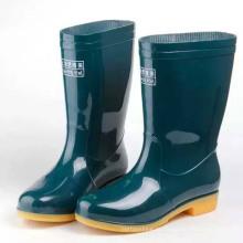 Хорошее качество Химические промышленные водонепроницаемые ПВХ работы Безопасность Дождевые сапоги