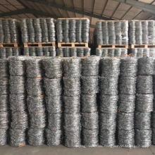cheap price galvanized barbed wire price