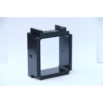 Peças de metal de usinagem CNC de 5 eixos de alta precisão