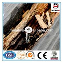 Fabricación de clavos de madera en China