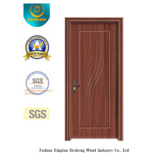 Simplestyle Water Tight MDF Door for Interior (Brown)