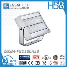 Lumière d'inondation extérieure de la lumière d'inondation de LED 100W LED de Philips