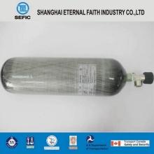 High Pressure Seamless Aluminum Diving Oxygen Cylinder