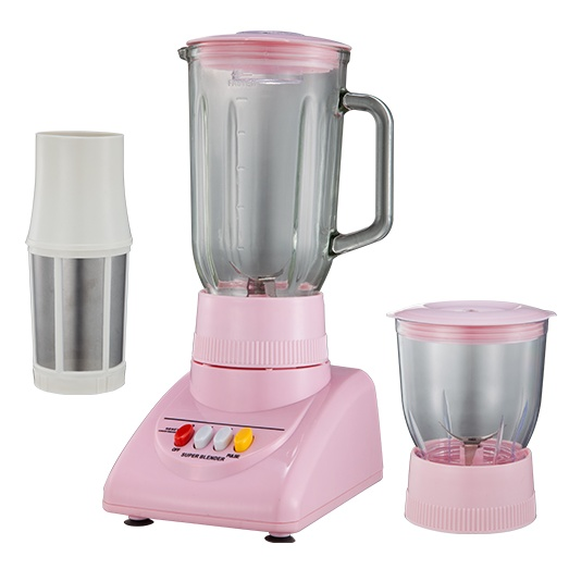 Kitchen electric glass jar ice maker food blenders