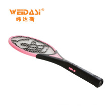 rechargeable Mosquito Swatter with a led bulb