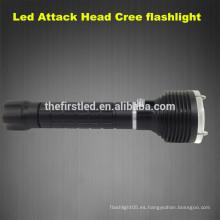 Cree más brillante llevó la linterna de alta potencia del ataque de la cabeza del ataque