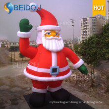 Christmas Decoration Giant Inflatable Santa Christmas Inflatable Santa
