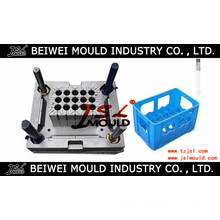 Plastic Injection Crate Mould for Plastic Beer Crate
