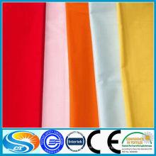 Tela de teñido de tela de algodón barato chino para forro de bolsillo