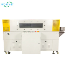 Dvd Wrapping Machine Heat Tape Shrink Wrapping Machine Sealing Heat Machine Tunnel