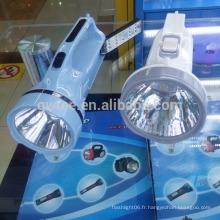 Détecteur de chasse à LED à longue portée rechargeable portable haute puissance