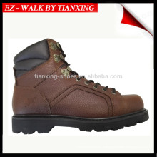 SAFETY SHOES WITH GOOD YEAR WELT CONSTRUCTION