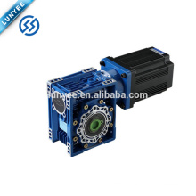 48V 450W 80RPM 35N.m Brushless DC Motor with RV40 worm gearbox