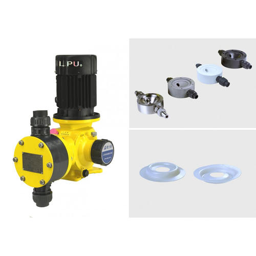 Water Treatment Chemical Mechanical Diaphragm Metering Pump