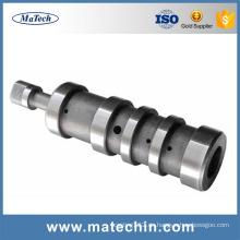 Kundengebundener legierter Stahl, der kleine Metallteile durch China-Gießerei wirft