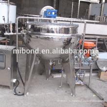 Промышленная электрическая машина для приготовления пищи с паровой рубашкой 50Lt-500Lt с мешалкой