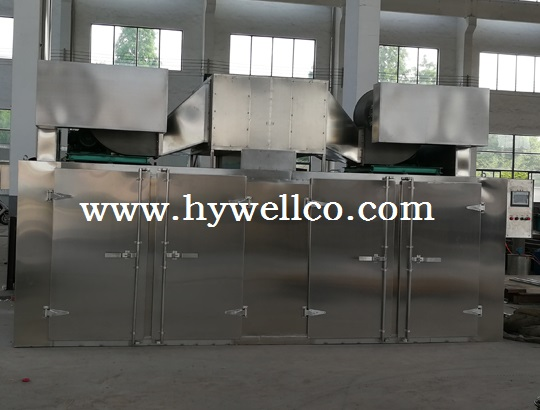 Vegetable Chips Drying Oven