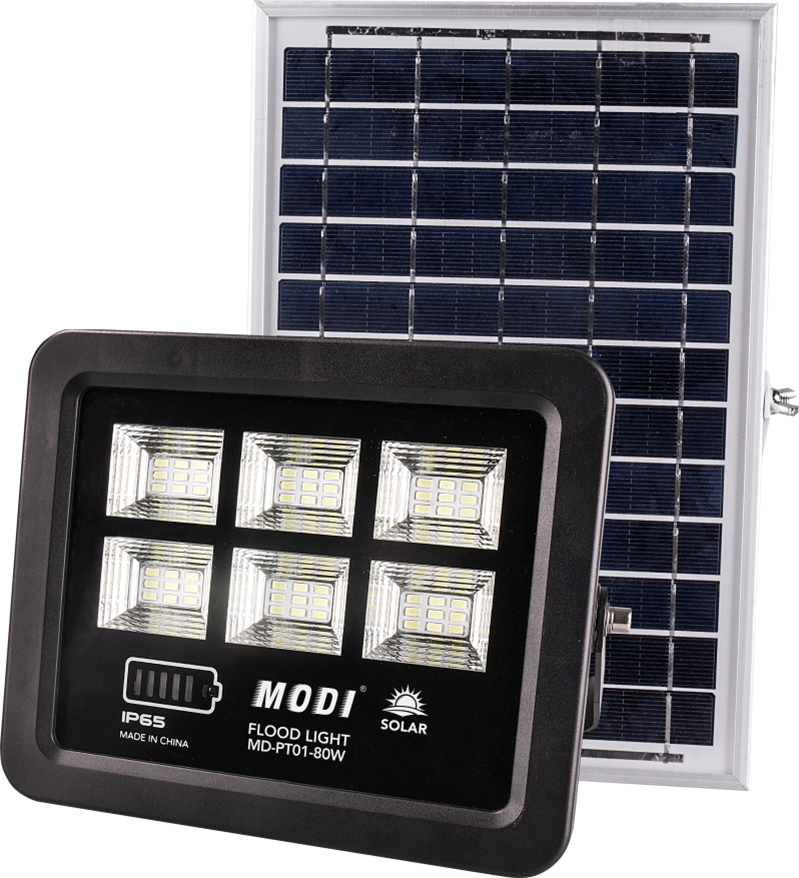 solar flood light that stays on all night