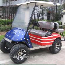 3000W 4-Sitzer (2 + 2) Elektro-Golfwagen