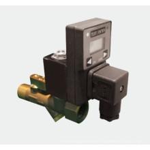 Válvula automática de drenaje de solenoide