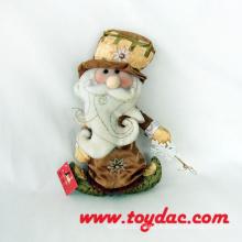 Gefüllte Tuch Art Santas
