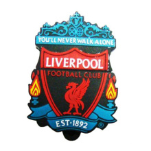 Football Team Logo Badge Style 4GB USB Flash Drive