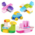 Creative Bright Colors Building Block Toys