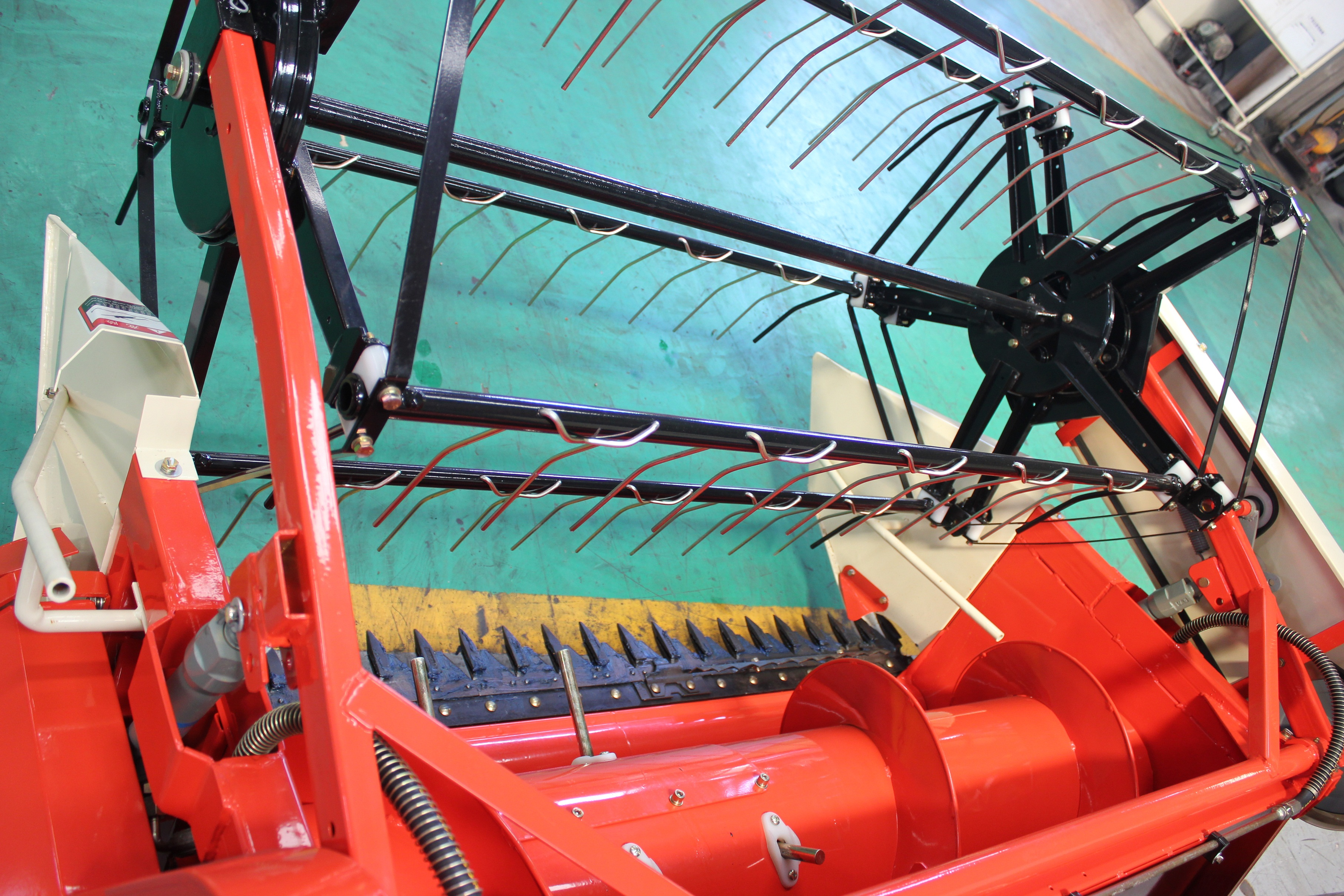 Brand New Rice Harvester
