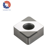 High stability Polycrystalline Cubic Boron Nitride insert and CBN cnc turning cutter inserts for lathe