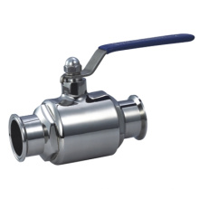 304 and 316 Stainless Steel Sanitary Ball Valves