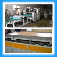 PUR Hot melt stick laminating machine /High gloss laminating roller machine / Paper foil glue machine