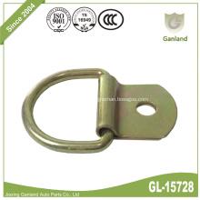 Arandela de montaje empotrado, anillo de sujeción con anillo en D