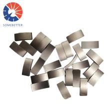 Reinforce Concrete, Steel Cement Hole Driller Diamond Tools Crown Diamond Core Drill Bit Segment for Diamond Core Cutter Machine