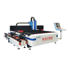 Máquina de corte a laser de fibra de tubo de aço